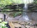 Пшадский водопад