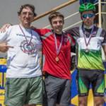Михаил Баранников пришел вторым на гонке ХС в Новороссийске